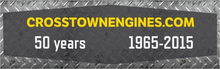 CrossTown Engines - 50 Years